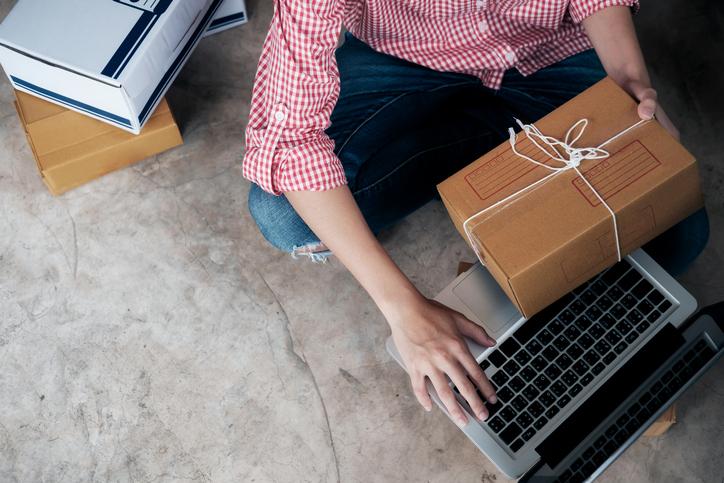 Seis ideias sobre o que vender na internet