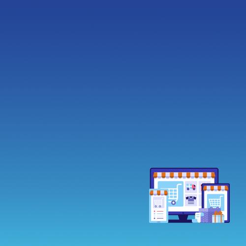 Banner Loja – Mobile