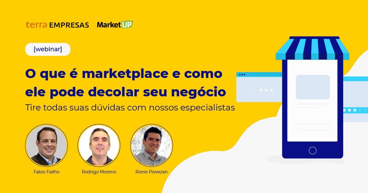 Webinar - O que é marketplace