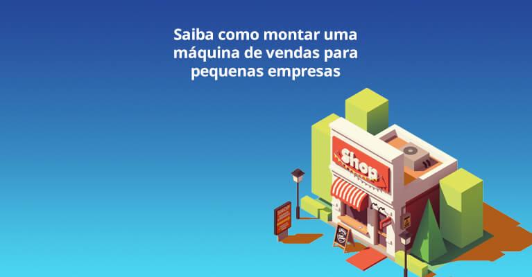 Máquina de vendas – Mobile