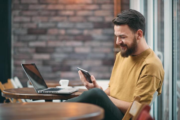 5 formas de ganhar dinheiro pela internet