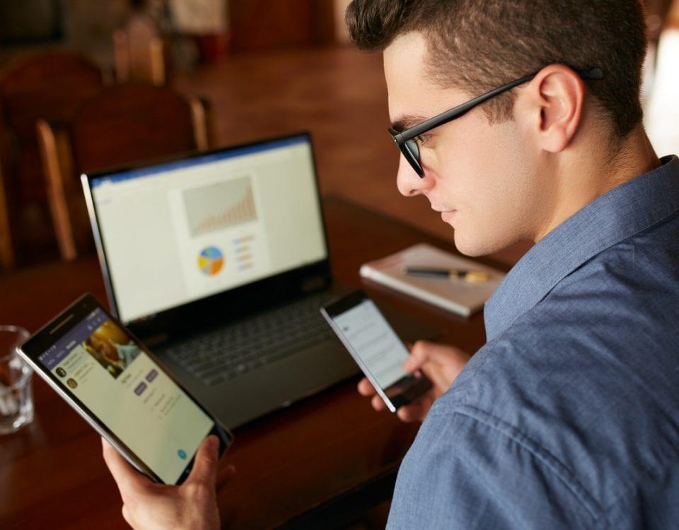 Transformação digital: facilite o trabalho na sua empresa