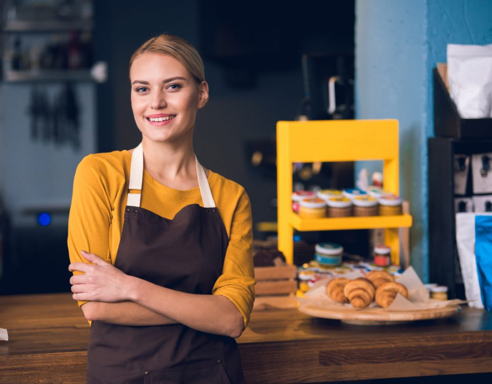 Como abrir uma empresa: nome, marca e ponto comercial