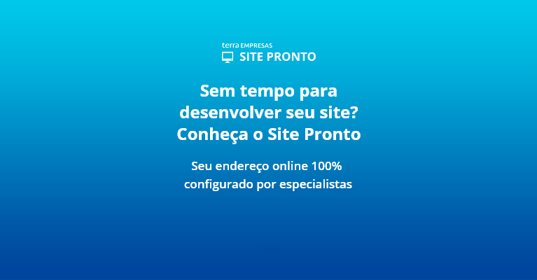 Site Pronto – Mobile