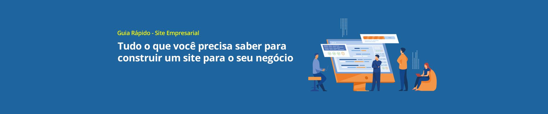 Guia Rápido – Site Empresarial